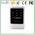 metal touch keypad standalone access controller 1000 users
