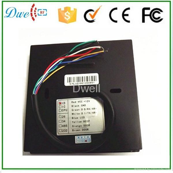 door access control rfid card reader D501A 4