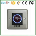 Exit button infrared style of access control systems,access switch ,exit switch