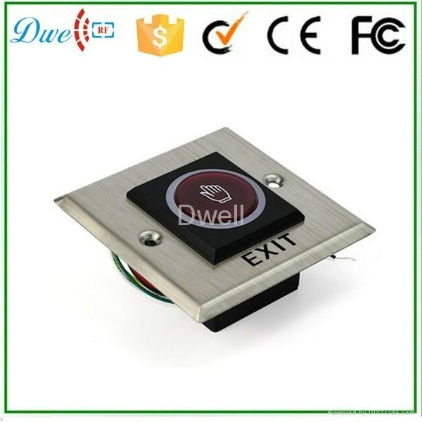 Exit button infrared style of access control systems,access switch ,exit switch  5