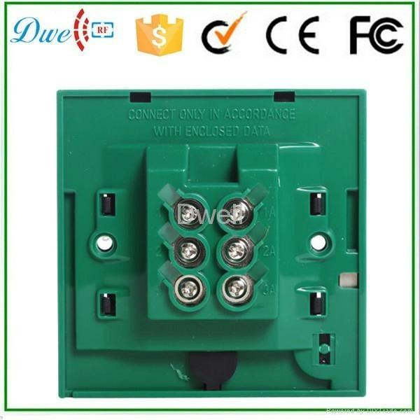 Emergency break glass exit button push button switch DW-B05 3