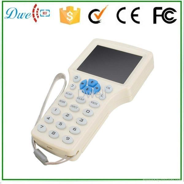 Multi-function ID/IC card copier Smart Card cloner  5