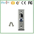 Stainless steel access control exit