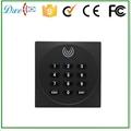 waterproof blacklight  keypad access control reader 002C 4