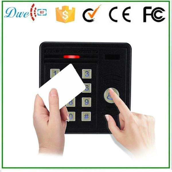 密碼門鈴按鈕讀頭ID 智能卡門禁讀卡器ID/IC