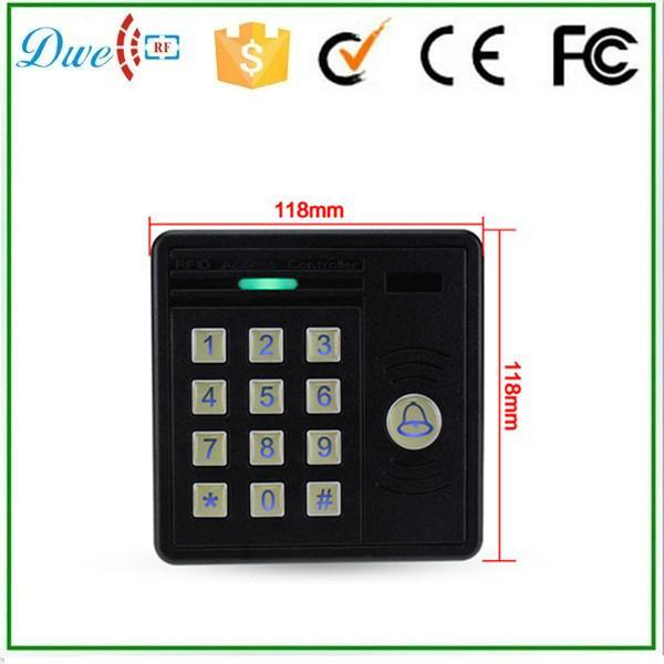 密碼門鈴按鈕讀頭ID 智能卡門禁讀卡器ID/IC 2
