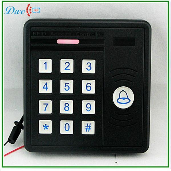 密碼門鈴按鈕讀頭ID 智能卡門禁讀卡器ID/IC 6