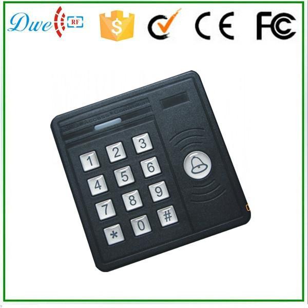 密码门铃按钮读头ID 智能卡门禁读卡器ID/IC 4