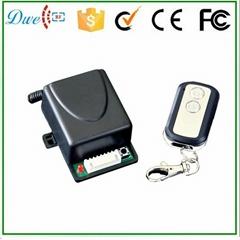 433mhz remote control with 2 NO NC COM