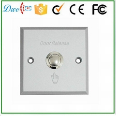 Aluminum alloy Push button switch,exit button DW-B03A