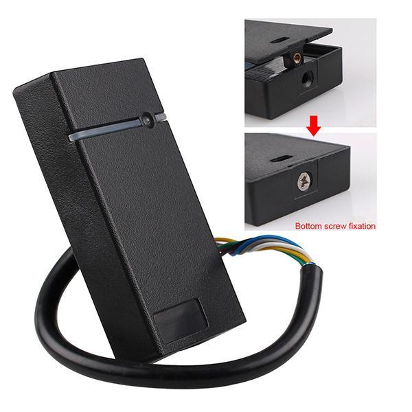 EM or MF Access Control  Reader  D201A 3