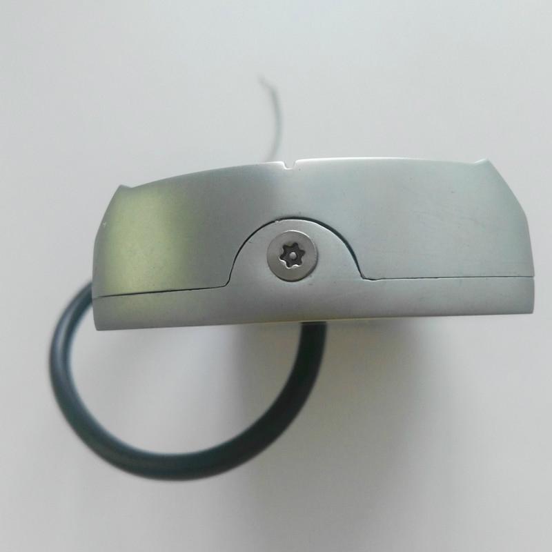 9 to 16V waterproof metal rfid reader IP68 5