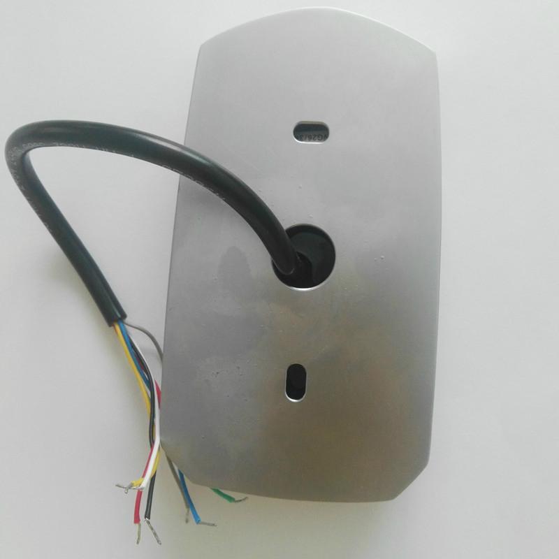 9 to 16V waterproof metal rfid reader IP68 8