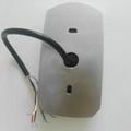 9 to 16V waterproof metal rfid reader IP68