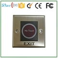 No touch Infrared push button DW-B02B