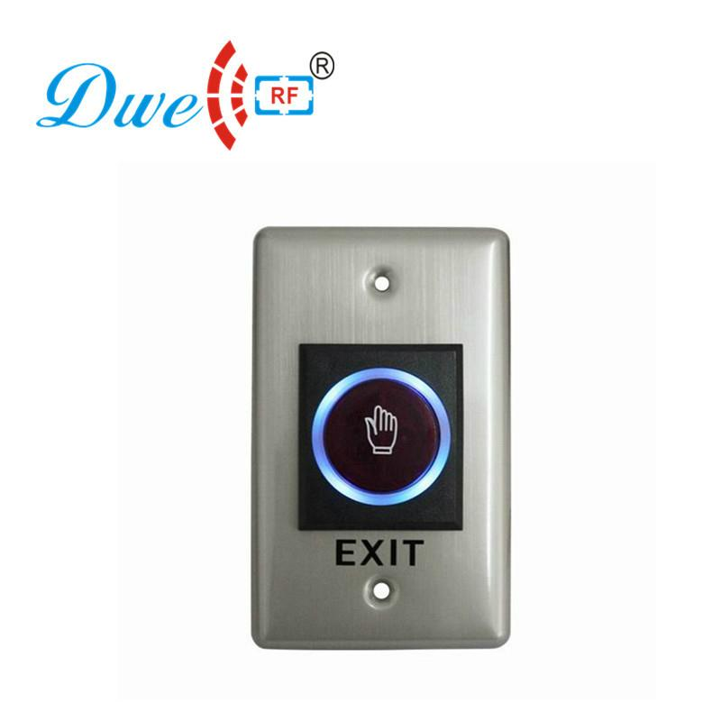 Exit button infrared no touch style of access control systems,access switch  1
