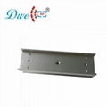 U Bracket U type bracket for 180 KG access control Frameless Glass magnetic door