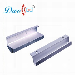 magnetic lock GZ Bracket for Fully Frameless Glass Door