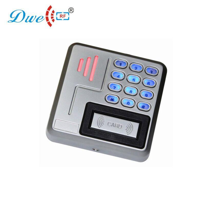 9 to 24V Metal  keypad access control rfid reader waterproof IP68 2