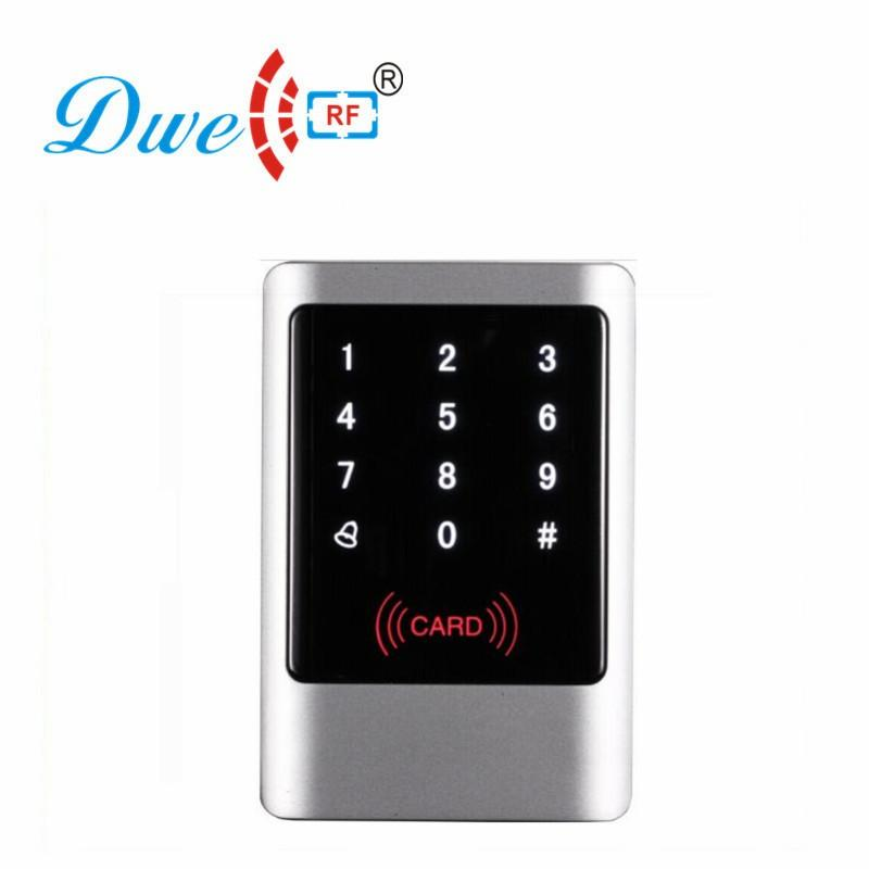 metal touch keypad standalone access controller 1000 users  1