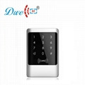 metal touch keypad standalone access controller 1000 users  2