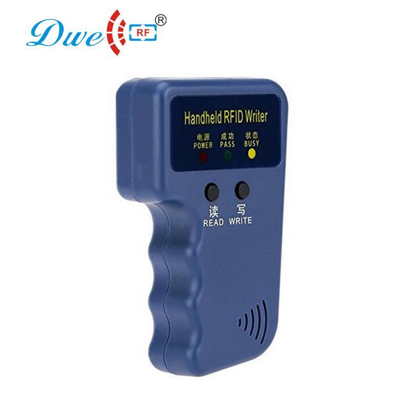 RFID Handheld 125KHz EM4100 ID Card Copier Writer Duplicator 3