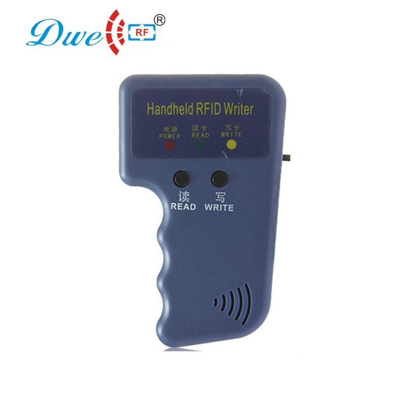 RFID Handheld 125KHz EM4100 ID Card Copier Writer Duplicator 5