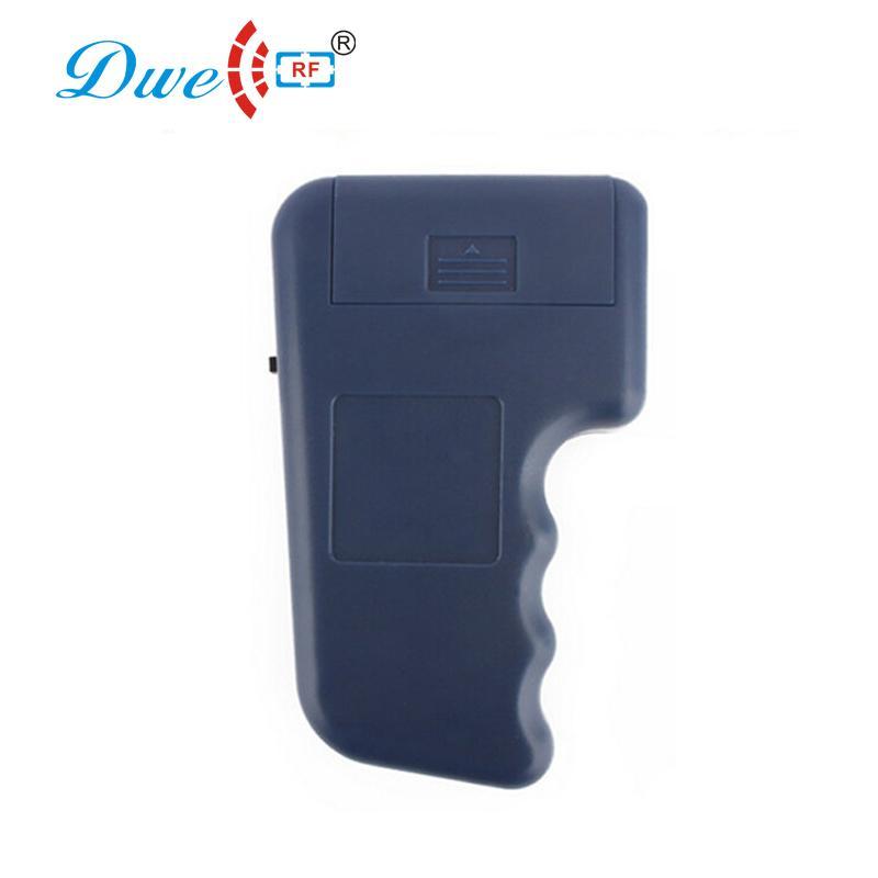 RFID Handheld 125KHz EM4100 ID Card Copier Writer Duplicator 8
