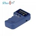 RFID Handheld 125KHz EM4100 ID Card Copier Writer Duplicator 2