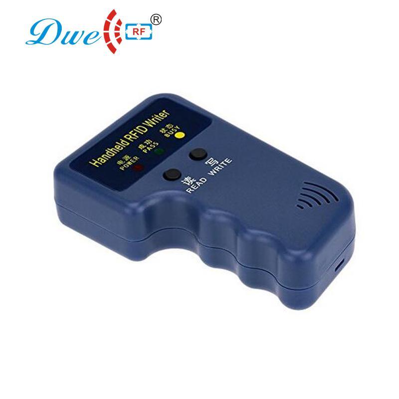 RFID Handheld 125KHz EM4100 ID Card Copier Writer Duplicator 1