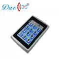 password illuminated keypad standalone controller 4