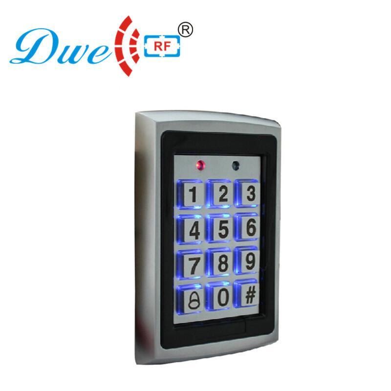password illuminated keypad standalone controller 3
