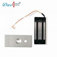 60KG 100Lbs single door mini magnetic lock DW-60