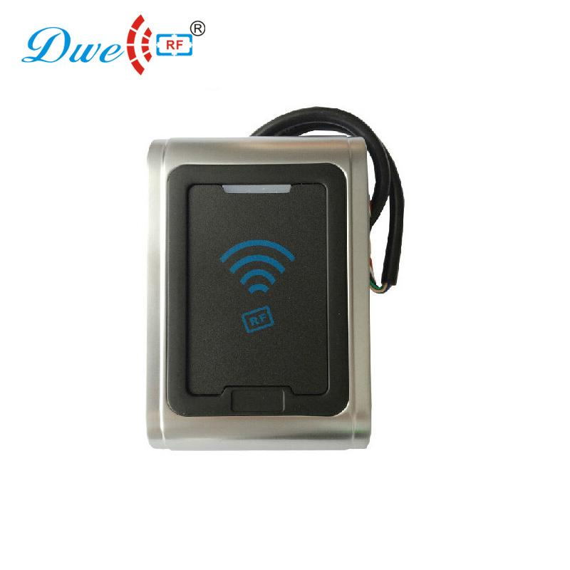 Waterpoof card access control rfid reader 002M 6