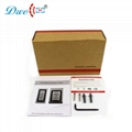 Waterpoof card access control rfid reader 002M 8