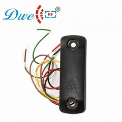 mini waterproof lf 125khz rfid reader wiegand 26 rf id reader