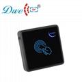 access control security rf rfid card reader 125khz wiegand 26  3