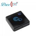 access control security rf rfid card reader 125khz wiegand 26  5