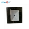 125khz 13.56mhz wiegand access control card reader ID 2D QR code reader scanner  2