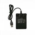 125khz RFID smart card readers 13.56mhz NFC chip USB keyboard emulation reader  5
