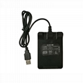 125khz RFID smart card readers 13.56mhz NFC chip USB keyboard emulation reader