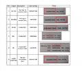 125khz RFID smart card readers 13.56mhz NFC chip USB keyboard emulation reader  7