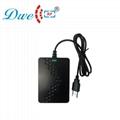 125khz RFID smart card readers 13.56mhz NFC chip USB keyboard emulation reader  1