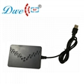 125khz and 13.56mhz double frequency usb rfid reader G6D 3