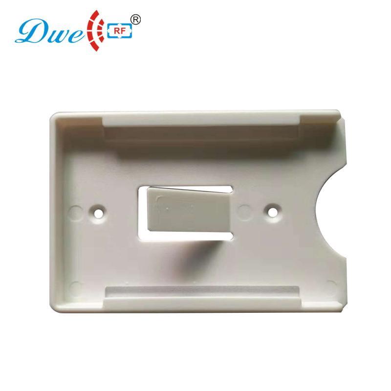 access card holder with sticker for cards 1