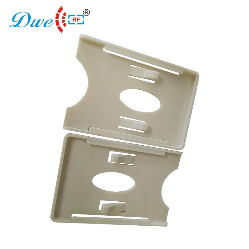 UHF PVC card holder for card  using in car  windowshield 2