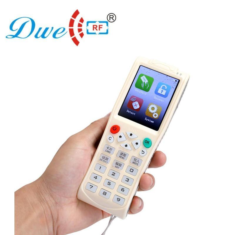 125khz 13.56mhz access smart card rfid copy nfc clone duplicator  1