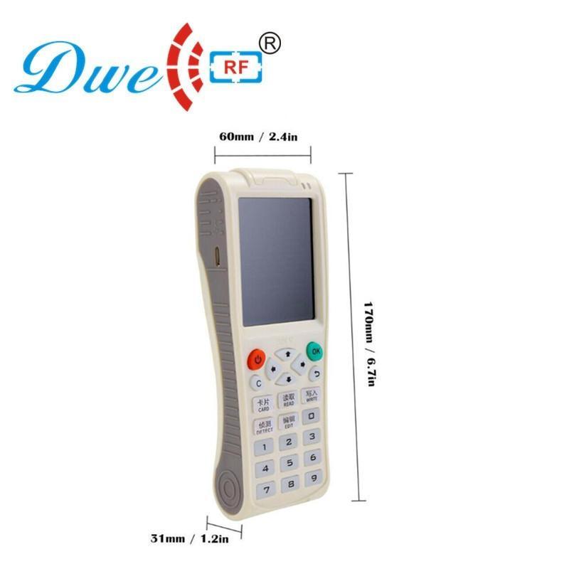 125khz 13.56mhz access smart card rfid copy nfc clone duplicator  2
