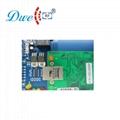 TCP/IP Double Door Access Controller, 2 doors / 4 readers