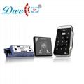 wireless rfid door access control card reader system 2.4ghz